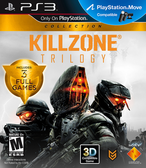 Killzone Trilogy llegará a PlayStation 3