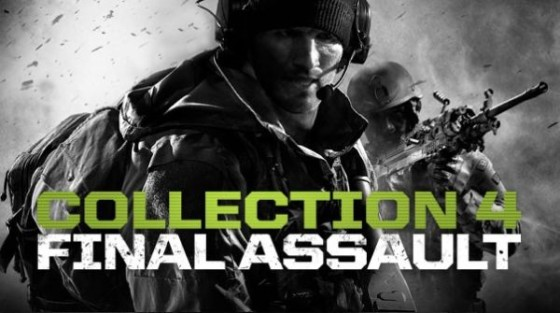 Activision confirma Final Assault, último DLC de Call of Duty: Modern Warfare 3