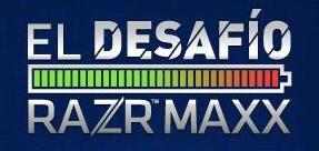 Participa en el desafío RAZR MAXX de Motorola