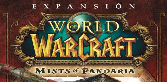 Lanzamiento mundial de WOW: Mists of Pandaria