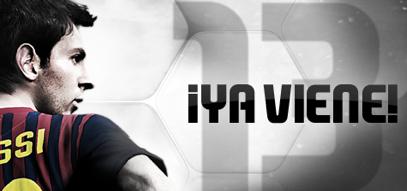 Demo de Fifa 13 ya disponible