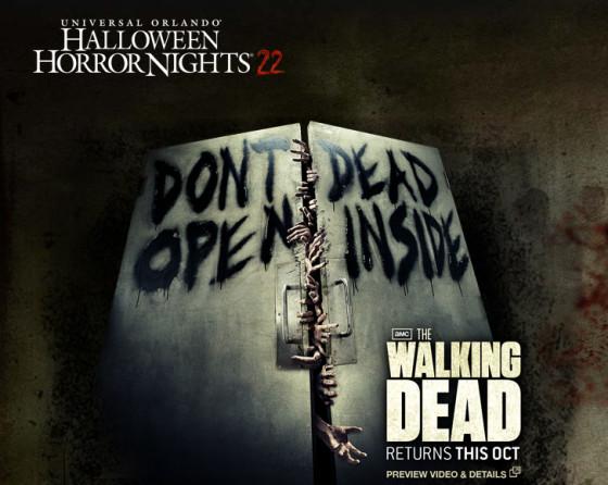 Primer vistazo a la atracción de The Walking Dead en Universal Studios