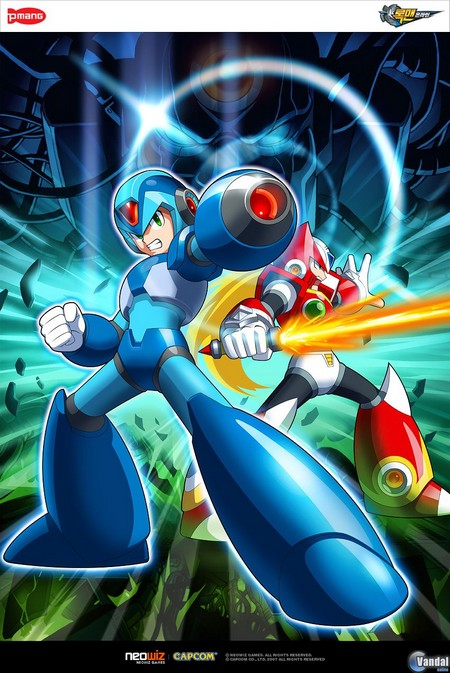 Capcom cancela Mega Man Online