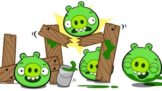 La secuela de Angry Birds, titulada Bad Piggies se estrenará a finales de mes