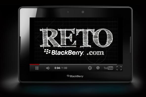 Reto BlackBerry reune 4 mil desarrolladores en México