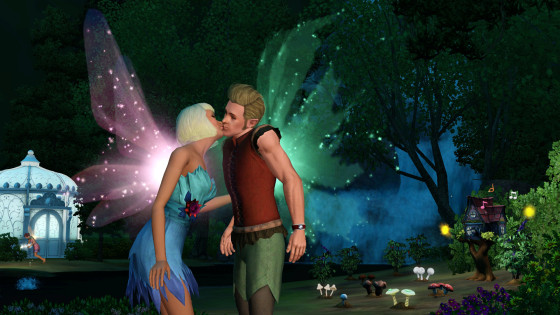 La expansión The Sims 3 Supernatural, se estrena hoy para PC