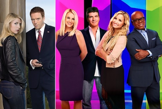 'Homeland' y 'X Factor' son renovados para su tercera temporada
