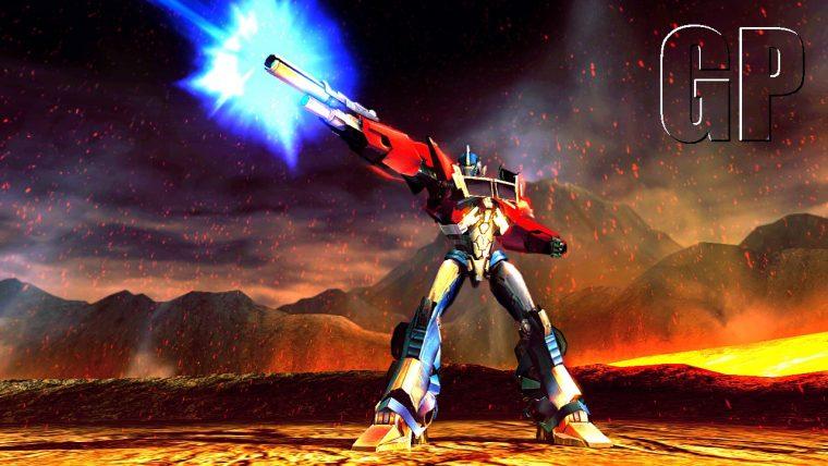 Nuevas imágenes y trailer de Transformers: Prime para Wii U