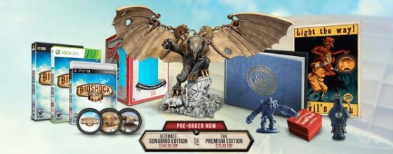 Bioshock Infinite anuncia sus ediciones especiales