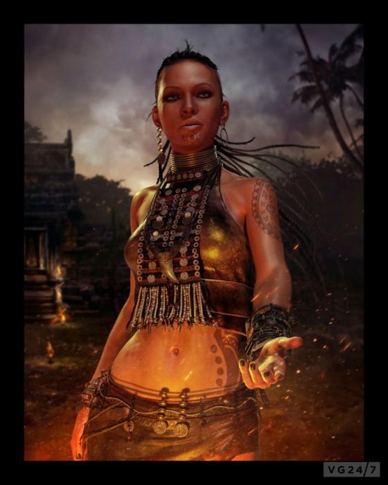 Conoce a Dennis y Citra de The Tribe en Far Cry 3