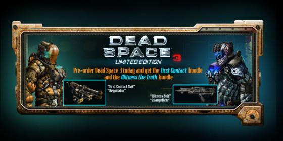 Video: Conoce la edición limitada de Dead Space 3