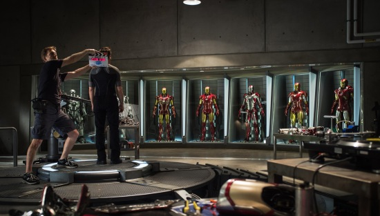 Video: Primer vistazo al trailer de Iron Man 3