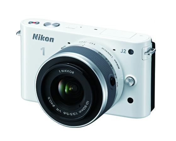 NIKON presenta la nueva cámara NIKON 1 J2 para los usuarios que buscan  más libertad creativa