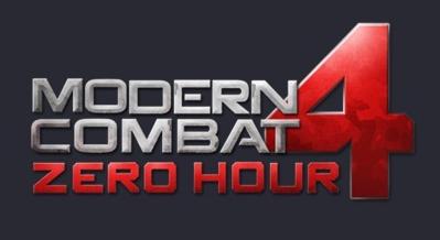 Nueva web para Modern Combat 4 Zero Hour