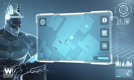 Conoce la mecánica del gameplay de Batman Arkham City: Armored Edition para Wii U