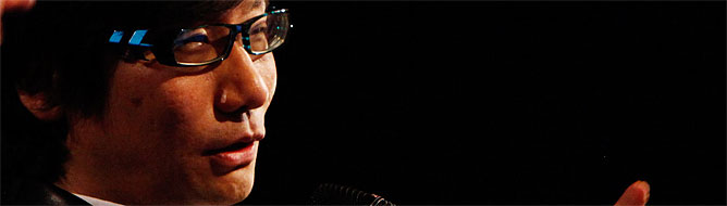 «Las películas de videojuegos no han sido un éxito hasta ahora» opina Hideo Kojima