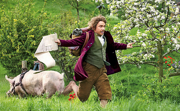 Warner anuncia versión extendida de 'The Hobbit: An Unexpected Journey'