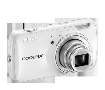 Conoce la nueva COOLPIX S800c de Nikon
