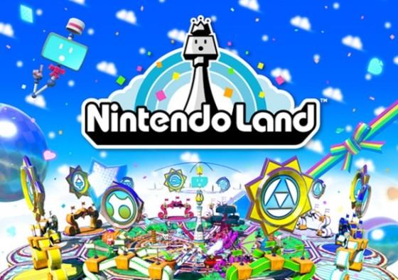 Nintendo Land revela juegos de F-Zero y Yoshi