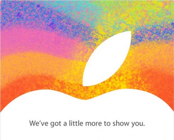 Apple anunciará el iPad Mini el 23 de octubre