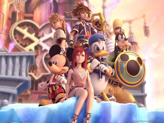 ¿Kingdom Hearts 2 en HD? Tetsuya Nomura dice que es posible