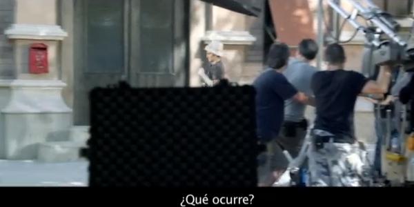 Video: Penélope Cruz estelariza misterioso video de Nintendo con el hashtag #OsoCiego