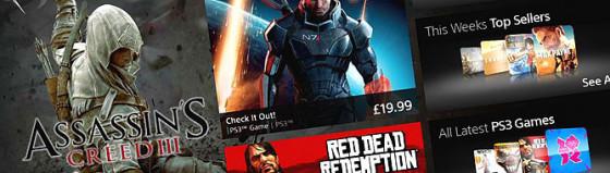Conoce la nueva PlayStation Store