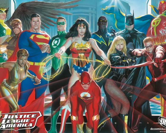 Warner Bros. planea estrenar la cinta de 'Justice League' para el 2015