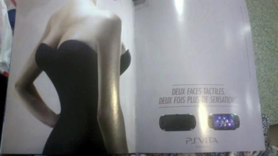 Sony provoca polémica con anuncio francés de PlayStation Vita