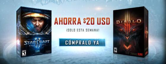 Conoce las ofertas de Black Friday que Blizzard tiene para tí