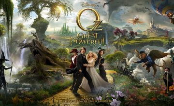 Primer avance de 'Oz: The Great and Powerful'