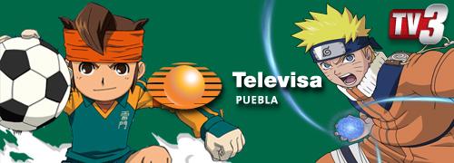 Televisa  transmite Súper Once y Naruto en México
