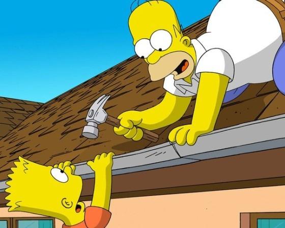 Judd Apatow escribió un guión para 'Los Simpson' hace 22 años que será producido por Fox