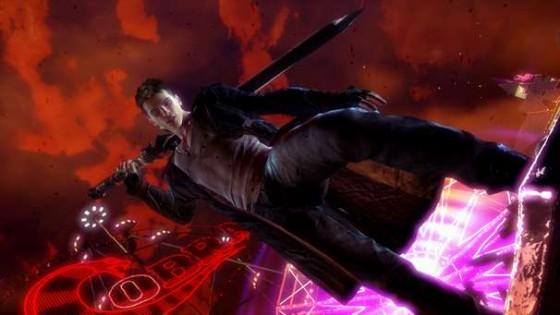 Ya está disponible el Demo de Devil May Cry