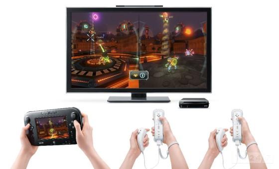 Nuevas imágenes de Nintendo Land