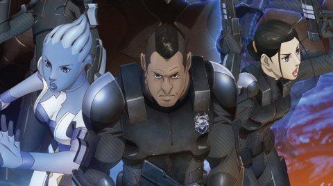 Nuevo trailer de Mass Effect: Paragon Lost