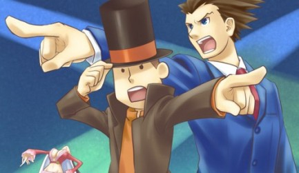Video: Nuevo gameplay de Professor Layton vs. Ace Attorney