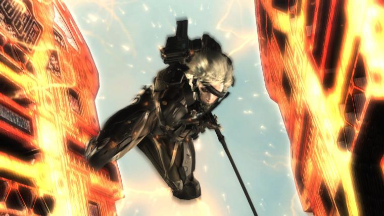 Nuevas imágenes de Metal Gear Rising: Revengeance