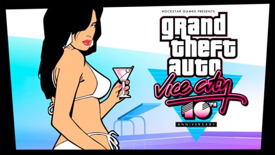 La edición de décimo aniversario de Grand Theft Auto: Vice City será estrenado en dispositivos iOS y Android