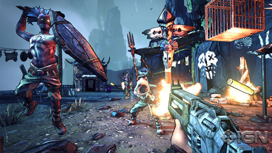 Video: Primer avance de Sir Hammerlock's Hunt para Borderlands 2