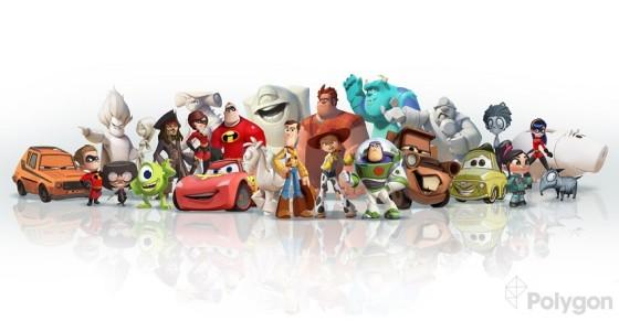 Primer vistazo y detalles de Disney Infinity
