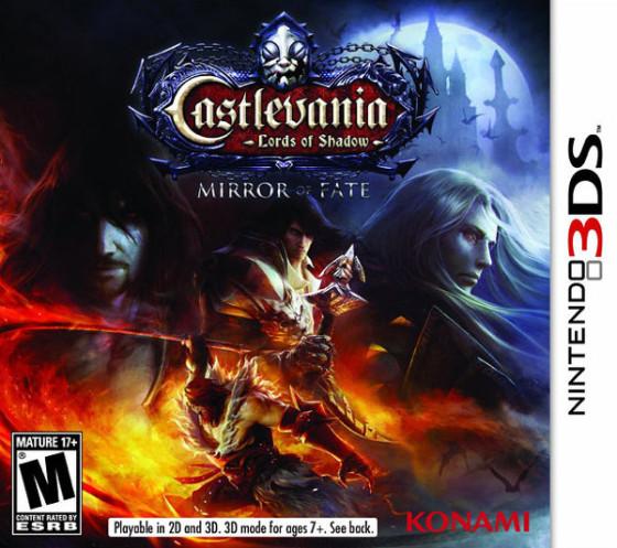 Conoce la portada de Castlevania: Lords of Shadow – Mirror of Fate