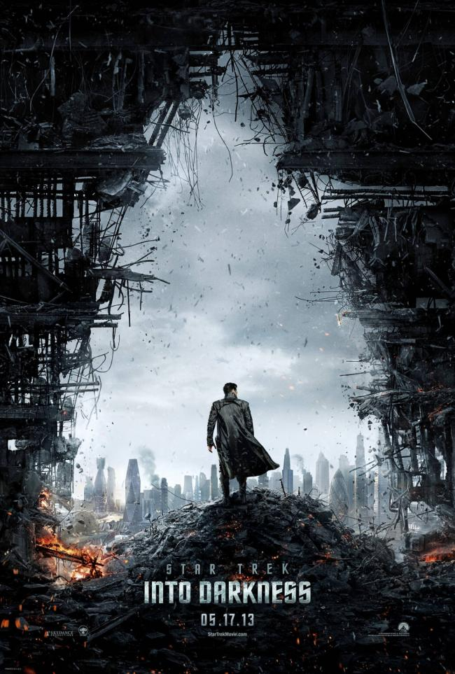 Video: Primer teaser de Star Trek Into Darkness