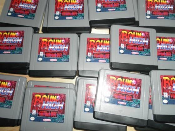 Virtual Boy recibe su último juego 16 años después