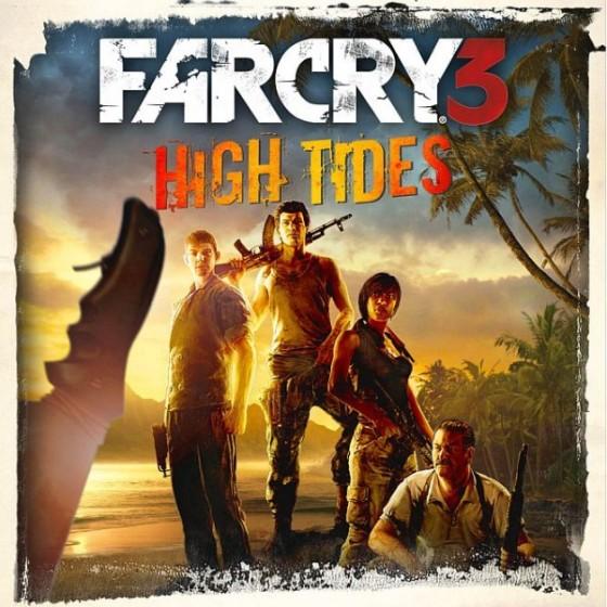 High Tides el nuevo DLC cooperativo para Far Cry 3 se estrenará en enero