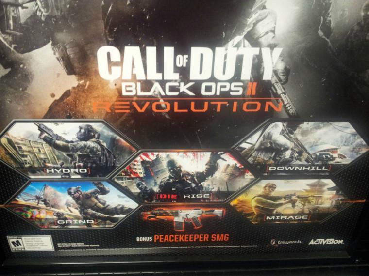 Rumor: Se filtran nuevos mapas y DLC para Call of Duty: Black Ops II