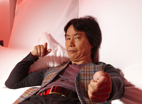 Miyamoto san habla de Wii U y el rescate de GameCube y Game Boy Advance
