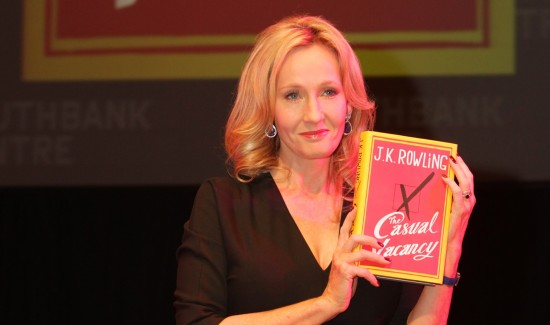 'The Casual Vacancy' la novela de J.K.Rowling será adaptada por la BBC