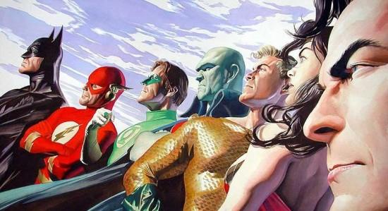 Rumor: Revelan al villano de la cinta de Justice League
