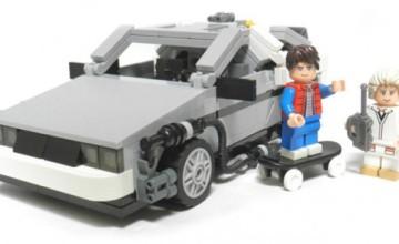 Lego estrena playsets oficiales de 'Volver al Futuro'